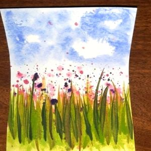 HandPainted Greeting Cards